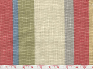 Promenade CL Patriot Drapery Upholstery Fabric by P Kaufmann