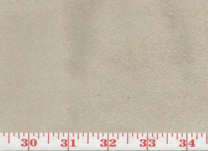 GEM  8 Suede CL Ivory Upholstery Fabric by KasLen Textiles