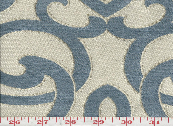 Charlotte CL Riviera Upholstery Fabric by KasLen Textiles