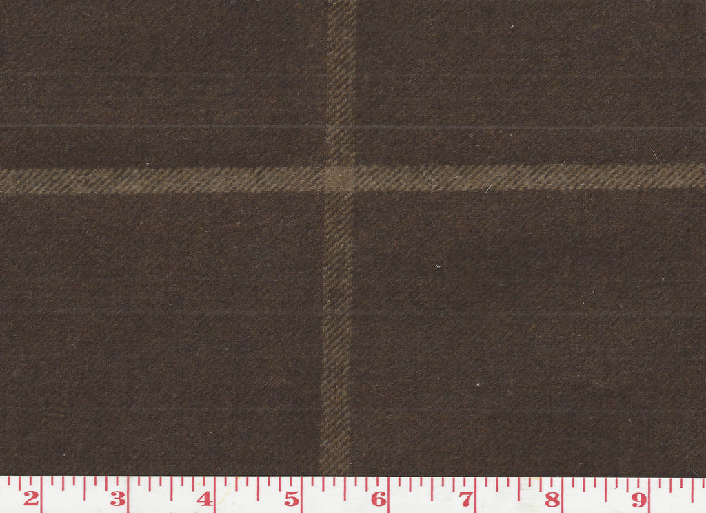Westcliff Tattersal CL Saddle Upholstery Fabric by Ralph Lauren