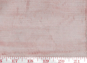 Cheeky Velvet CL Powder Pink (818) Upholstery Fabric