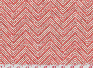 Buckle CL Coral Drapery Upholstery Fabric by P  Kaufmann