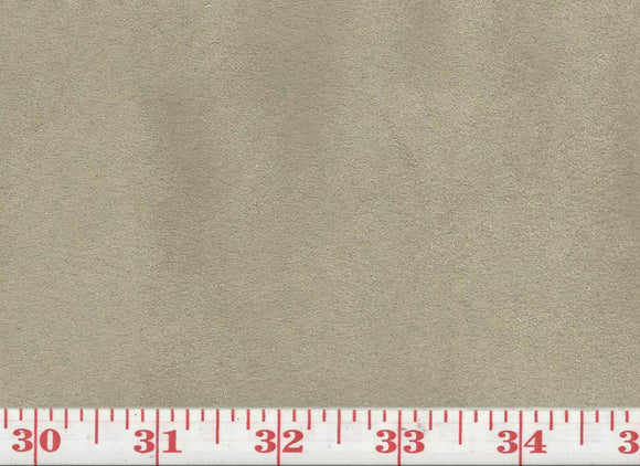 GEM 9 Suede CL Safari Upholstery Fabric by KasLen Textiles