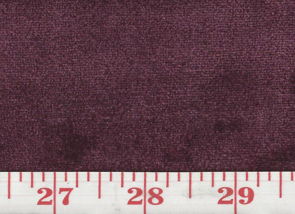 Regal Silk Velvet CL Purple Rain Upholstery Fabric