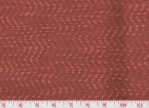 Salina CL Paprika Upholstery Fabric by Clarence House