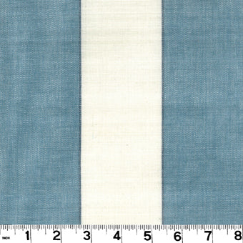 Meriden CL Sky Drapery Upholstery Fabric by Roth & Tompkins