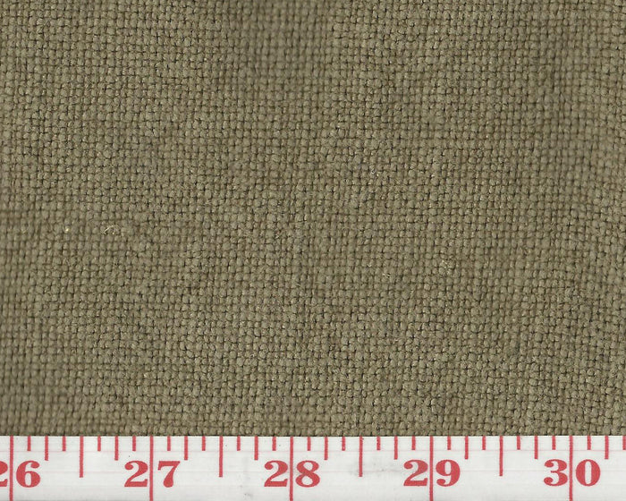 Millennial CL Military Olive  Linen Drapery Upholstery Fabric