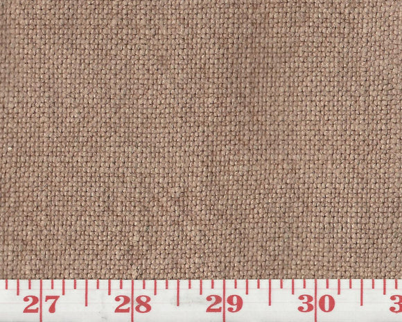 Millennial CL Tawny Brown Linen Drapery Upholstery Fabric