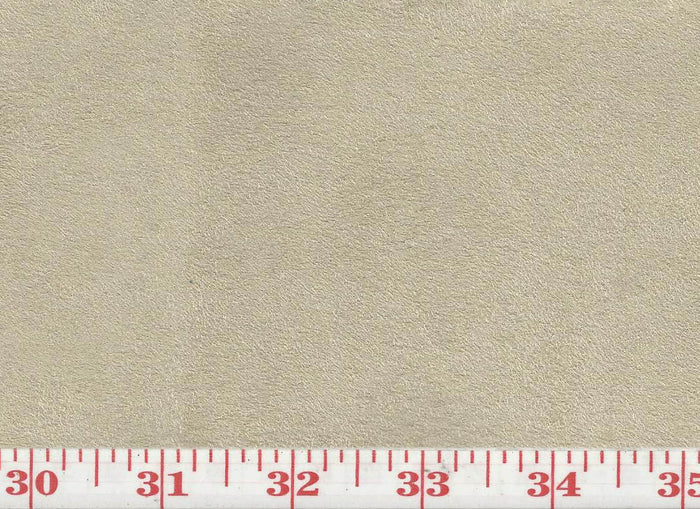 GEM  6 Suede CL Oyster Upholstery Fabric by KasLen Textiles