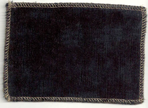 Umbria CL Midnight Velvet Upholstery Fabric