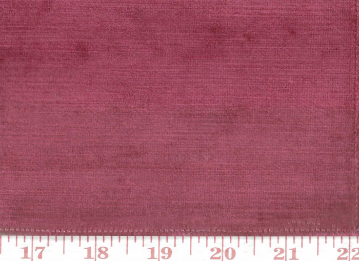 Cheeky Velvet CL Turnip Pink (810) Upholstery Fabric