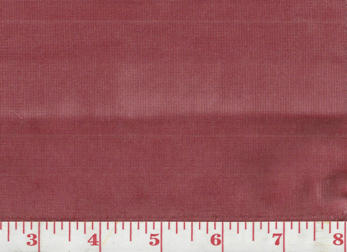 Allure Velvet CL Pomegranate (130) Upholstery Fabric