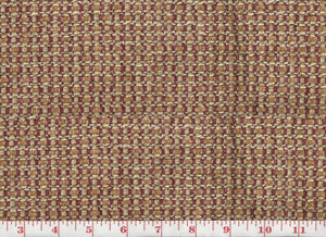 Montana CL Terra Cotta Upholstery Fabric by Clarence House