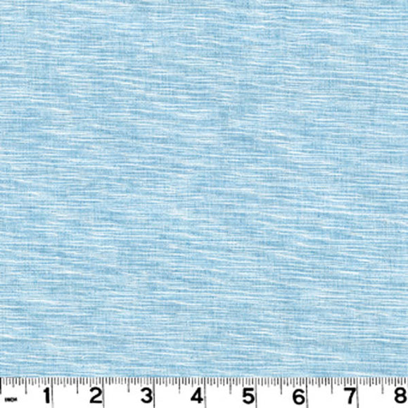 Grasscloth CL Glacier Upholstery Fabric by Roth & Tompkins