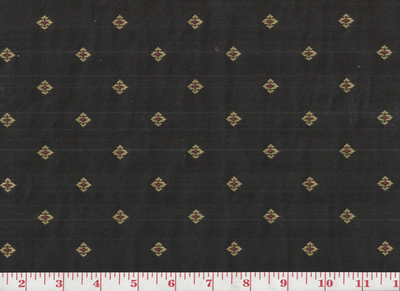 Windsor CL Kohl Drapery Upholstery Fabric by Roth & Tompkins