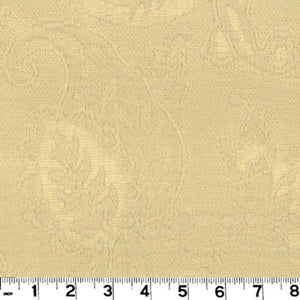 Serafina CL Gold Matelasse Upholstery Fabric by Roth & Tompkins