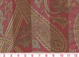 Surinam CL Brandy Drapery Upholstery Fabric by S. Harris