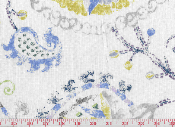 Junoon CL Meadow Drapery Upholstery Fabric by  P Kaufmann