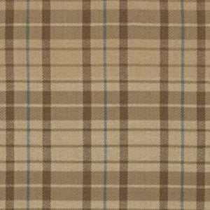 Whitton Plaid CL Camel Upholstery Fabric by Ralph Lauren