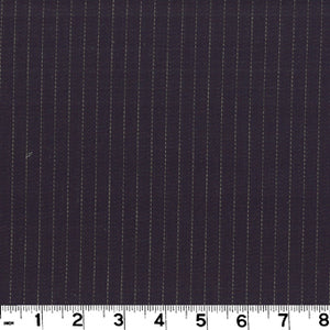 Harris CL Black Drapery Upholstery Fabric by Roth & Tompkins