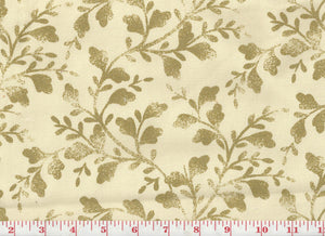 Intertwined CL Gold Drapery Upholstery Fabric by PK Lifestyles