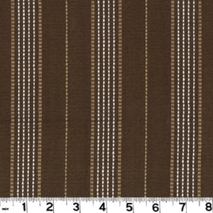 Warren CL Espresso Upholstery Fabric by Roth & Tompkins