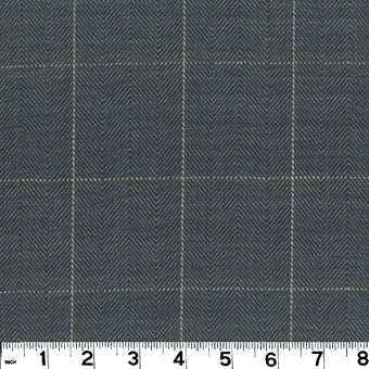 Copley Square CL Slate Upholstery Fabric by Roth & Tompkins