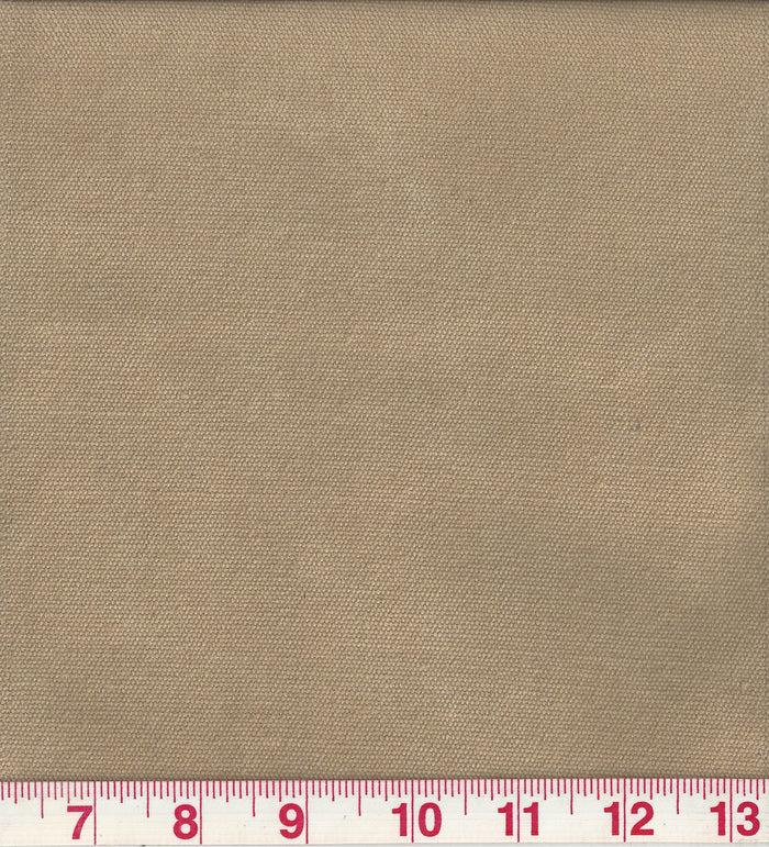 Washed Canvas CL Thrush (748) Canvas Upholstery Fabric