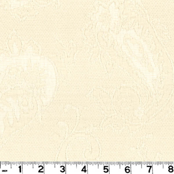 Serafina CL Natural Matelasse Upholstery Fabric by Roth & Tompkins
