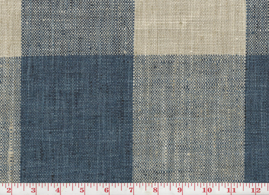 Check Please CL Lakeland Drapery Upholstery Fabric by P Kaufmann