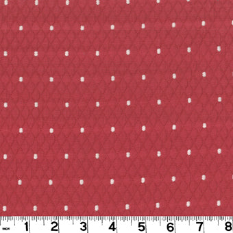 Cobblestone CL Rose Drapery Upholstery Fabric by Roth & Tompkins