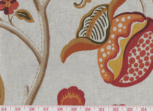 Sweet Nothings CL Natural Drapery Upholstery Fabric by  P Kaufmann