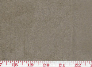 GEM 13 Suede CL Stone Upholstery Fabric by KasLen Textiles