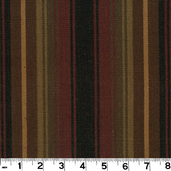 Hudson CL Wine Upholstery Fabric by Roth & Tompkins