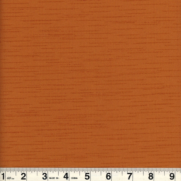 Bella CL Burnt Orange  Drapery Upholstery Fabric by Heritage Fabrics