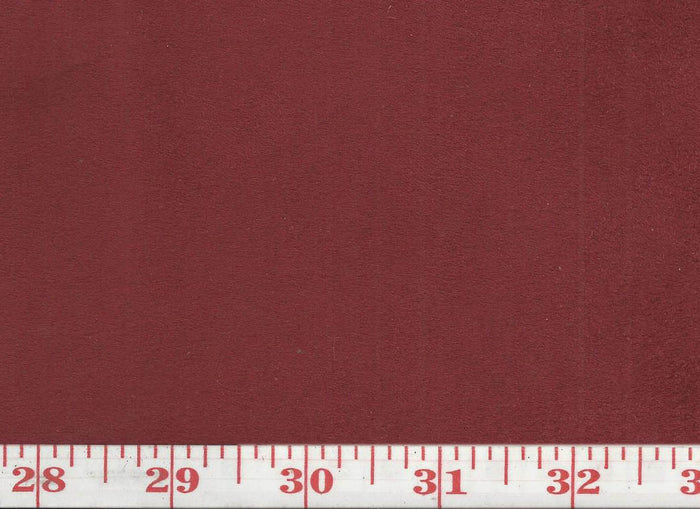 GEM  36 Suede CL Aubergine Upholstery Fabric by KasLen Textiles