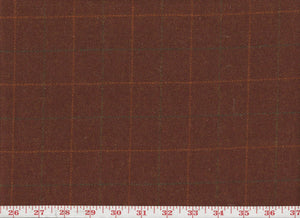 Glasgow CL Sumac Wool Upholstery Fabric by P Kaufmann