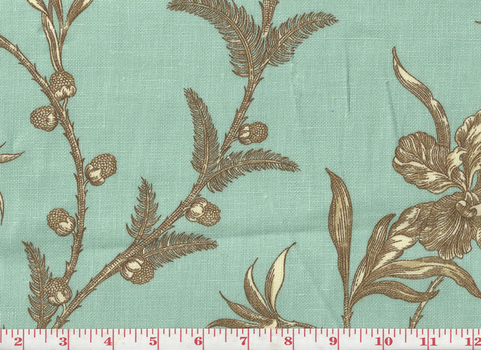 Solomon's Seal CL Spa Upholstery Fabric by PK Lifestyles