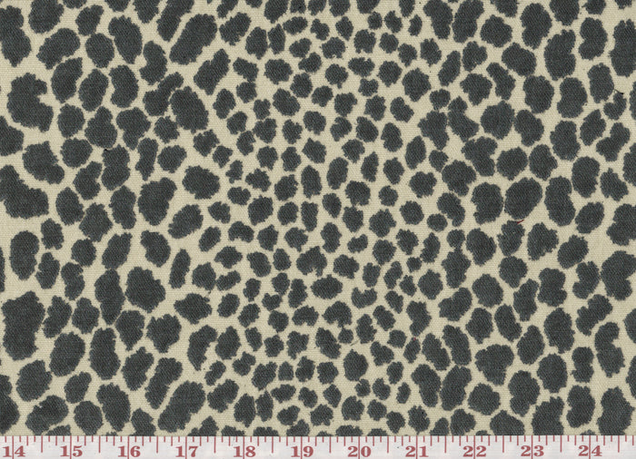 Limelight CL Black Pearl Drapery Upholstery Fabric by P Kaufmann