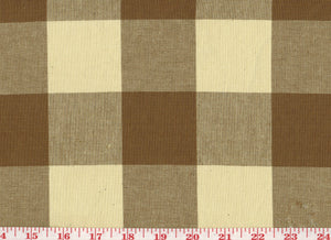 Checkmate CL Autumn Upholstery Fabric by P Kaufmann