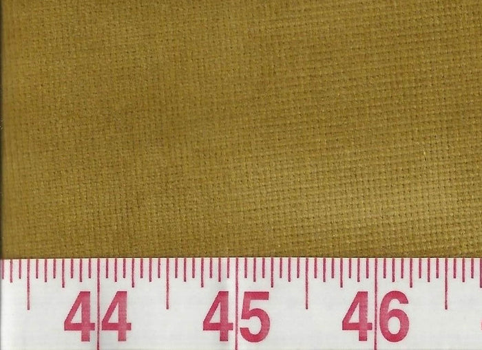 Allure Velvet CL Curry (475) Upholstery Fabric
