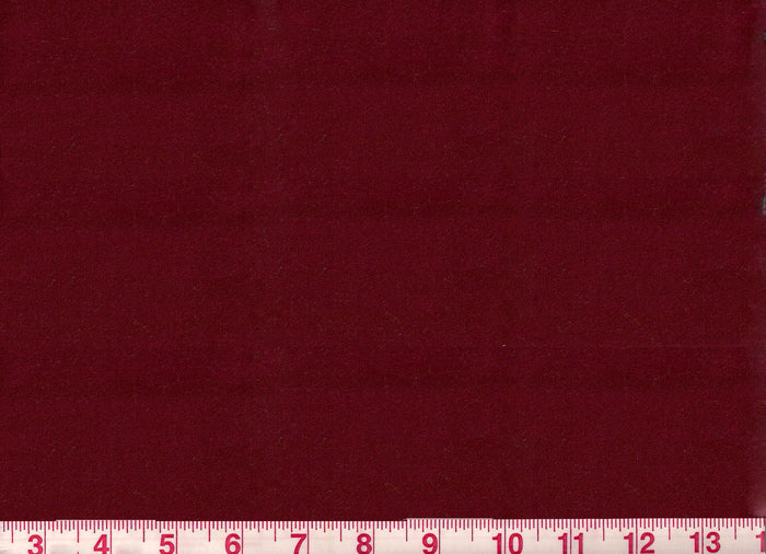 Worth CL Burgundy Wool Upholstery Fabric