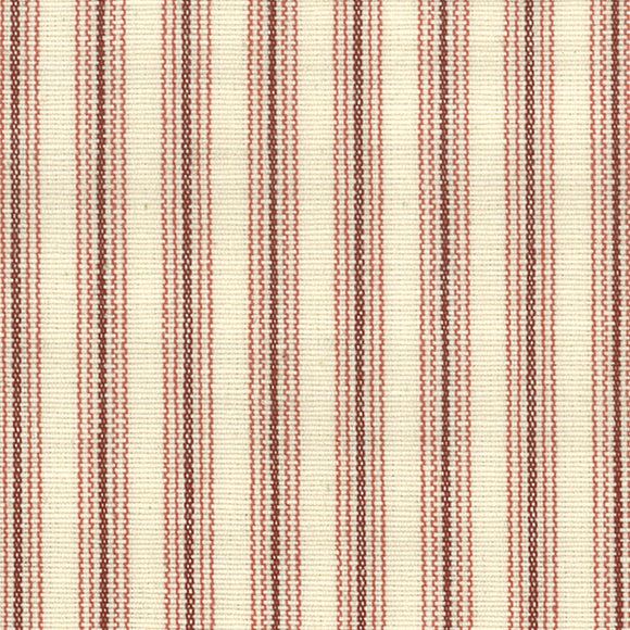 Catalina CL Nantucket Red Drapery Upholstery Fabric by Roth & Tompkins