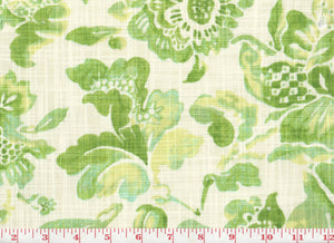 Soft Focus CL Cucumber Drapery Fabric by PK Lifestyles