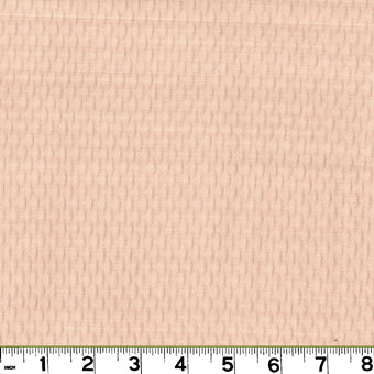 Matelasse Diamond CL Ballet Slipper Upholstery Fabric by Roth & Tompkins