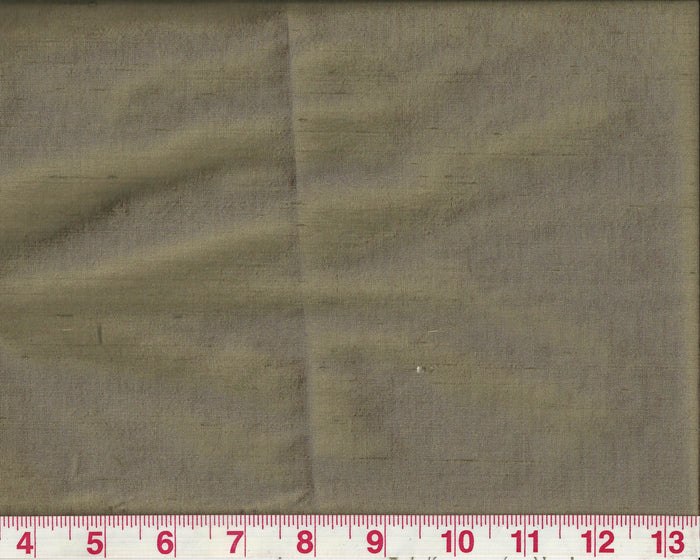 Raj Silk CL Earth Brown Drapery  Fabric by Clarence House