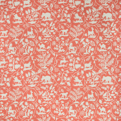 Animaltale CL Cherry Drapery Upholstery Fabric by Kravet