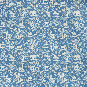 Animaltale CL Lakespur Drapery Upholstery Fabric by Kravet