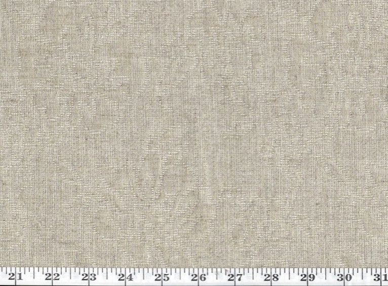 Acadia Floral  Matelasse CL Linen Upholstery Fabric by Ralph Lauren