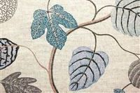 Adelle CL Linen Drapery Upholstery Fabric by P Kaufmann